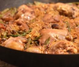 西班牙烩饭Paella de Valencia|约翰的小
