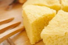 小米蒸蛋糕