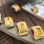 酥脆紫薯卷