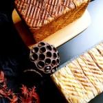 巧克力金砖面包