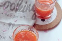 苹果胡萝卜汁