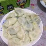 韭菜鸡蛋饺子