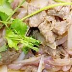 洋葱炒羊肉