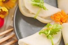 白萝卜肉饺
