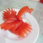 西紅柿天鵝