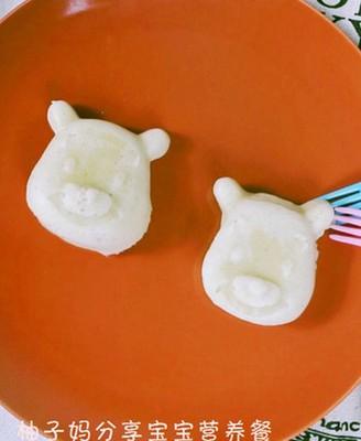 宝宝辅食—大黄米(杂粮)米糕