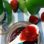 抓住草莓季的尾巴——草莓醬