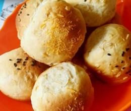 燕麦片面包