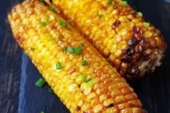 风味炸玉米