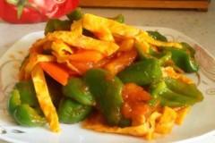 素什锦之柿子椒版