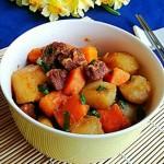 土豆胡蘿卜燒牛腩
