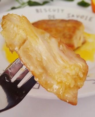 蜂蜜芥末烤鸡胸