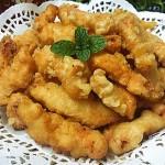 韩式酥香炸鸡柳