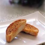 葱香面包片