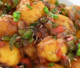 土豆这样做好吃又好看