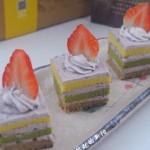 双莓奶酪蛋糕