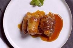 糖醋土豆里脊肉卷