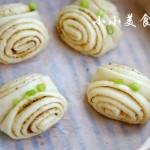 椒盐小花卷:做法简单,松软养胃,味道香