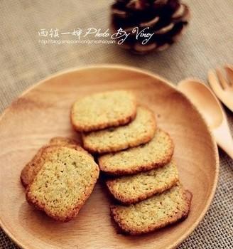香蕉软饼干