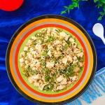 美味香椿豆腐