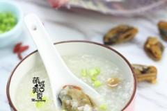 淡菜瑶柱瘦肉粥