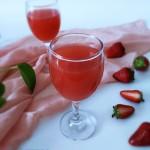 鲜榨果汁--草莓汁