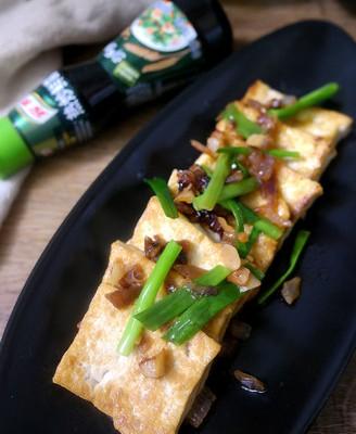 风味红葱豆腐#鲜香滋味,搞定萌娃#