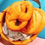 非传统意义上的德国碱水面包——纽结面包