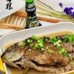 #鲜香滋味,搞定萌娃#清炖鲤鱼