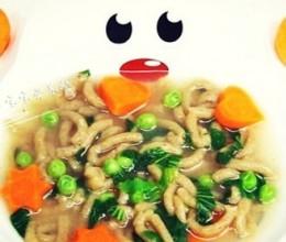 宝宝辅食—杂粮米线