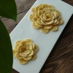 水果拼盘-香蕉摆盘