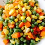 豌豆玉米粒