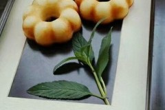 发酵糥米小蛋糕
