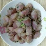 虾皮烧水萝卜