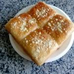 淡奶油酥粒面包