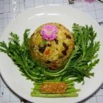 胡萝卜牛肉咖喱饭