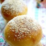 椰蓉芒果面包