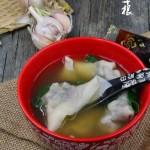 春食野菜——大叶芹馄饨