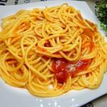 简单的意大利肉酱面