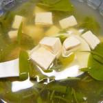 莼菜豆腐汤