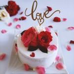 致敬母亲节--鲜花蛋糕