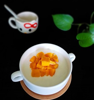 芒果酸奶(面包机版)