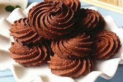 巧克力曲奇 #浓情巧克力,做给爱的他#
