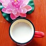 红枣花生燕麦豆浆