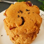 蔓越莓桃酥饼干