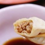牛肉莲藕芹菜饺子