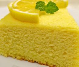 冰爽柠檬酸奶蛋糕!