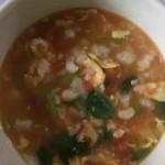 番茄满疙瘩汤