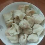 胡萝卜马蹄水饺