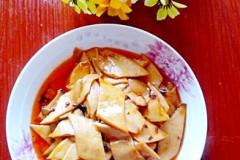 红油杏鲍菇